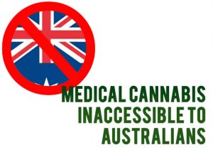 Medical cannabis inaccessible to Australians