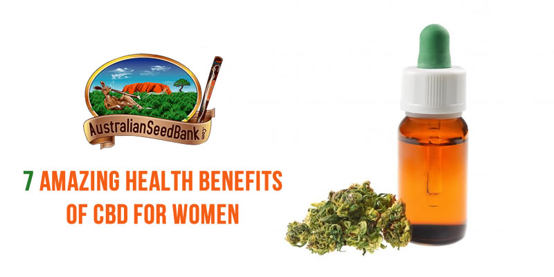 7 Amazing Health Benefits of CBD For Women